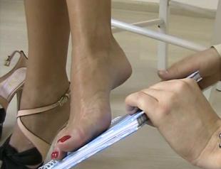 Как определить подходящую вам высоту каблука?