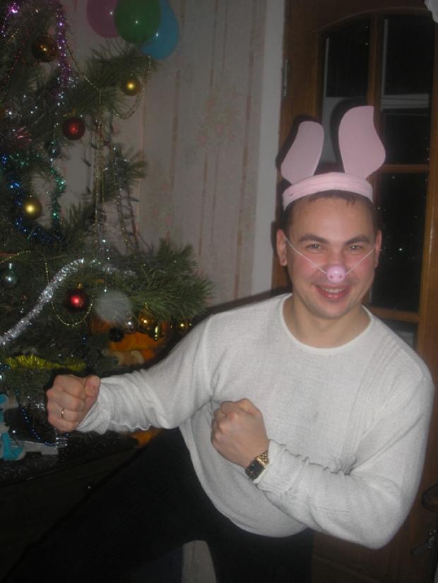 C Новым Годом свиньи!
