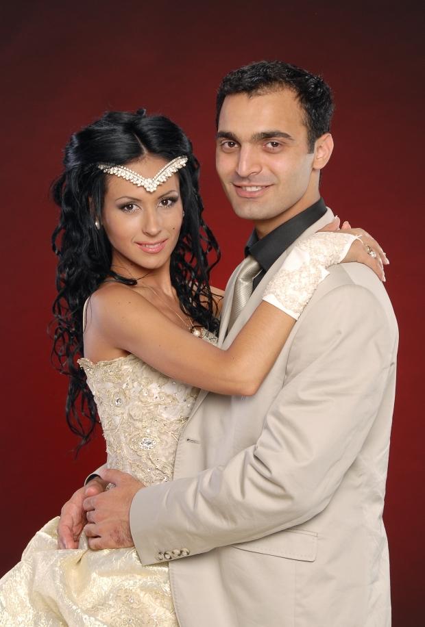 Карина и Марат Шахвердян