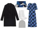 Цветная геометрия с классическим пальто