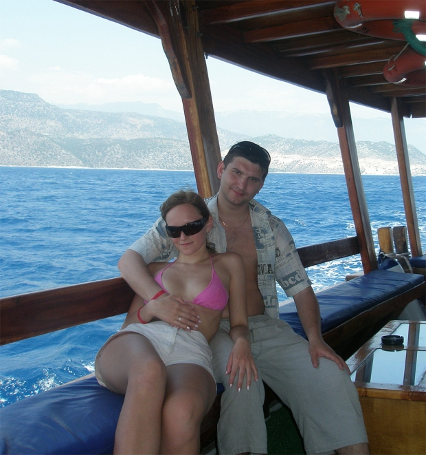 Что может быть лучше, чем отдых с любимым человеком, особенно сразу после свадьбы...