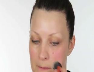 Как сделать макияж на первое свидание. Видео