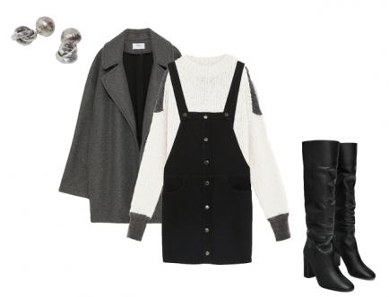 Несмотря на то, что сезон осень-зима и так очень серый и одежда способна разбавить твой look более яркими красками, но если ты любишь монохромные оттенки в одежде, то значит сейчас пришло твое время. Главное умело создать стильную композицию из правильно подобранных вещей и уже будет абсолютно неважно, какая у них цветовая гамма.