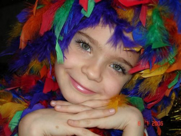 Александра 6 лет г.Москва