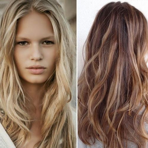 Смотреть Окрашивание волос блики видео
