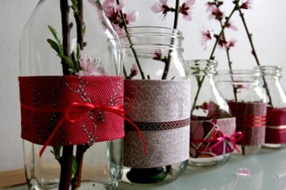 Как декорировать стеклянную банку: идеи декора кухонной банки