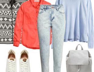 Как одеться по погоде