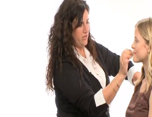 Мастер-класс: макияж, как у Дрю Бэрримор. Видео