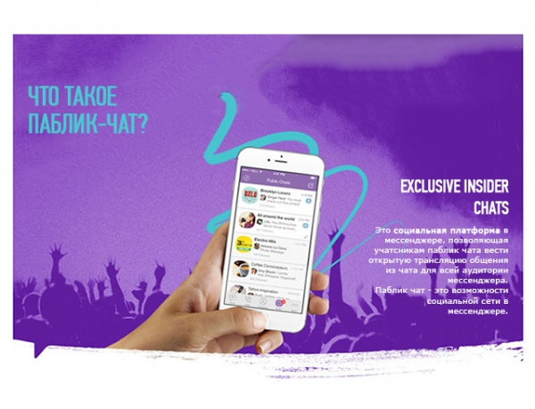 Hello, Viber: редакция приглашает в Женский чат обсуждать лучшие материалы - фото №1