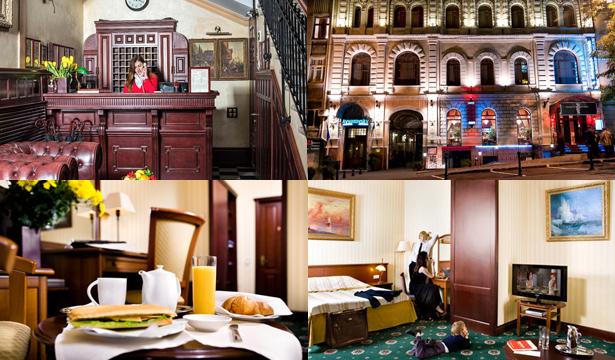 Лучшие отели Одессы - фото №5