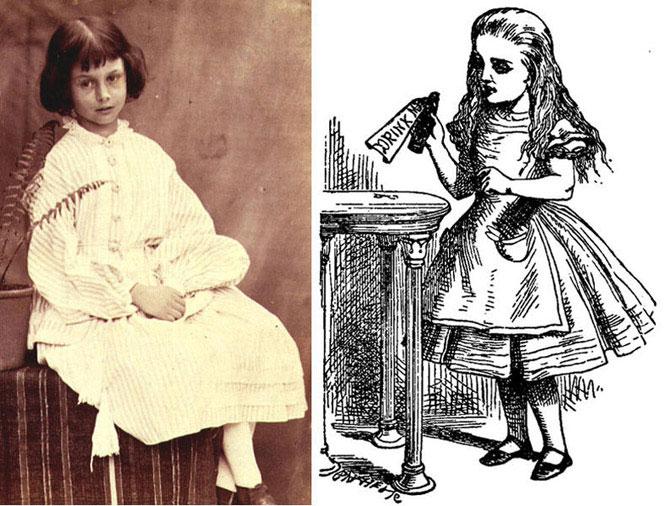 День рождения Алисы в стране Чудес - фото №2
