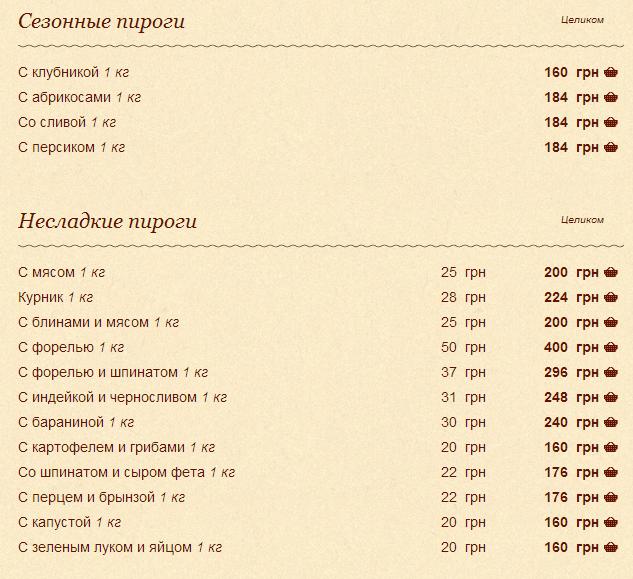 Пироговые Киева: где купить ароматные пироги в столице - фото №5
