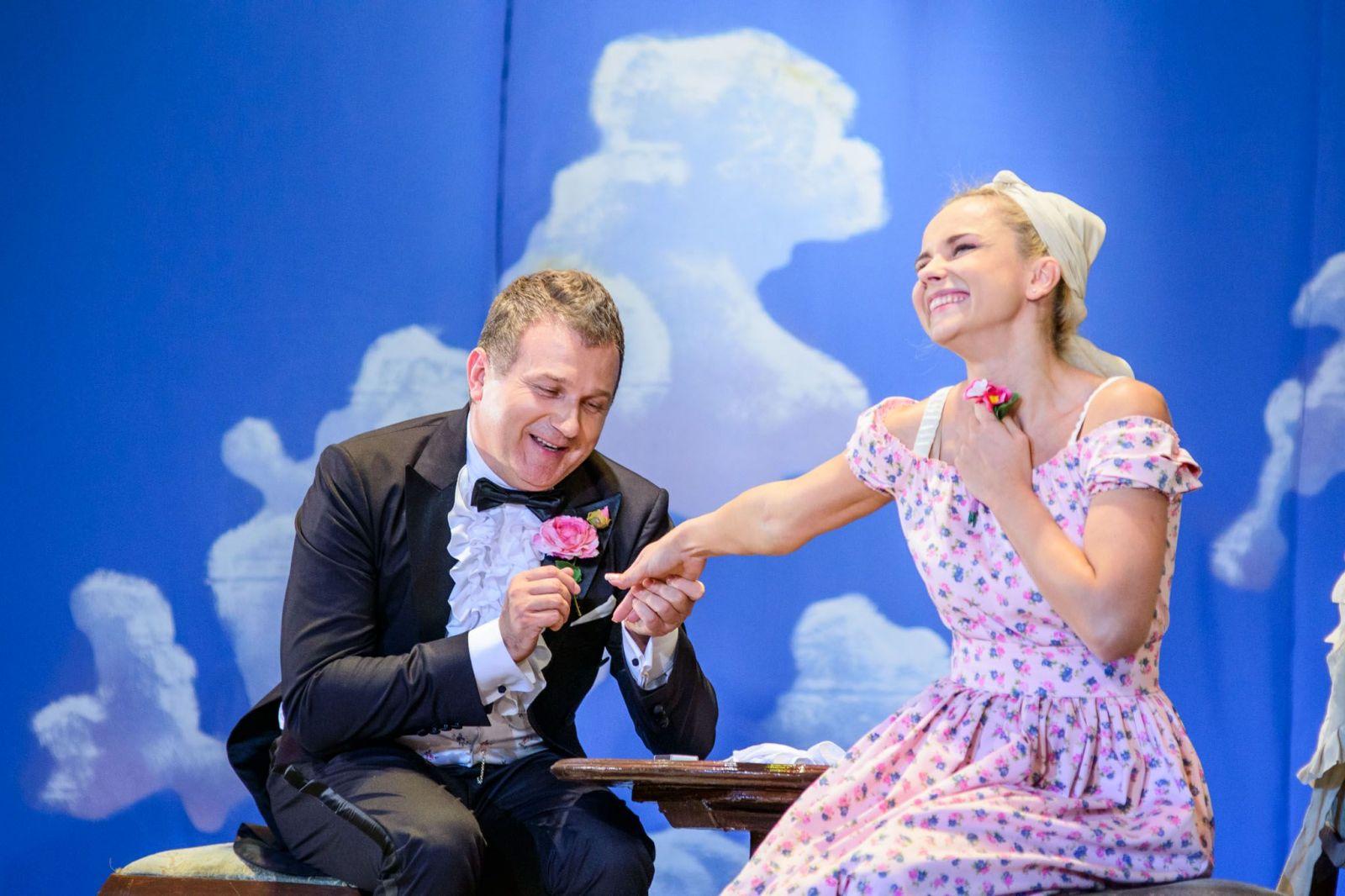 Почему ведущий 1+1 Юрий Горбунов вернулся в театр именно сейчас - фото №1