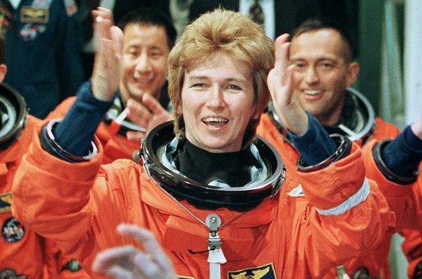 Женский космос: первые звездные леди - фото №2