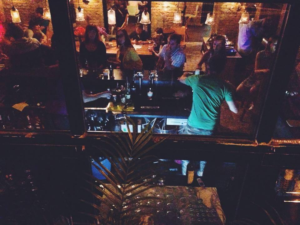 Коктейль после работы: обзор новых баров Киева - фото №1