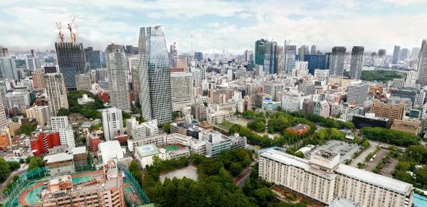 Токио фото