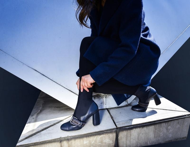 майстерня яскравого взуття хамелеон