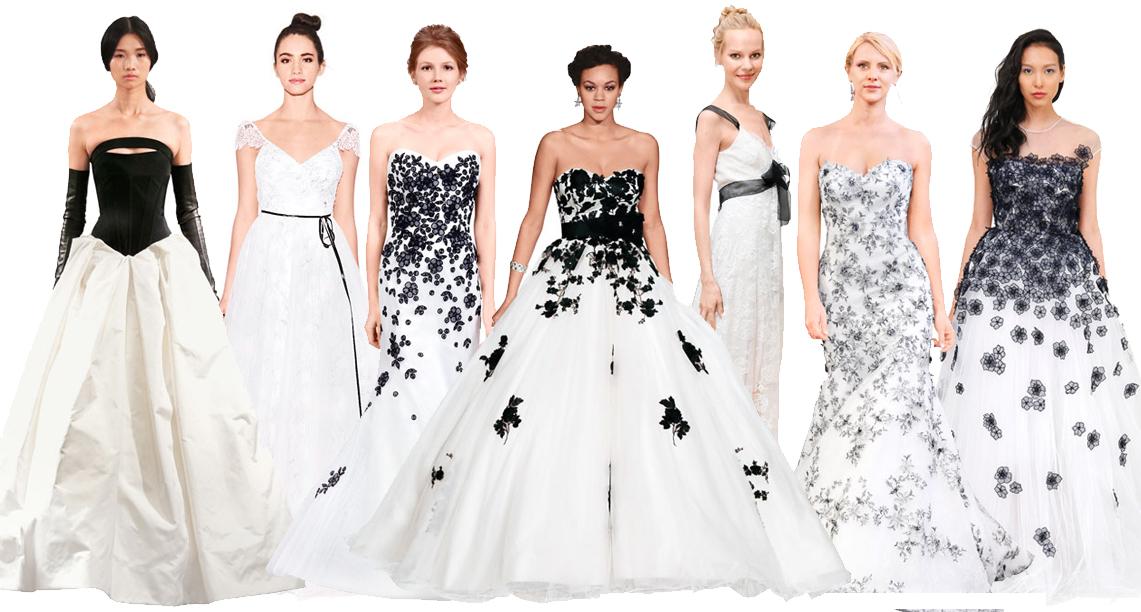 Модные свадебные платья весны-лета 2014 - фото №6