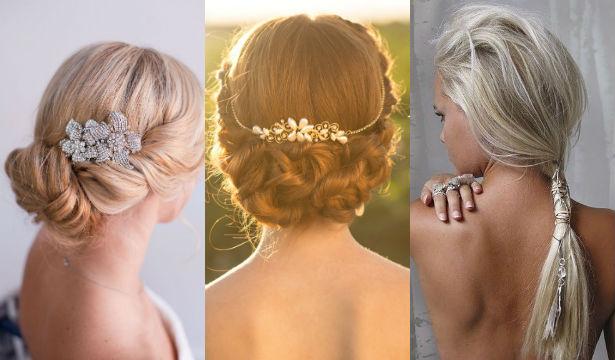 Идеи использования аксессуров для волос - фото №3