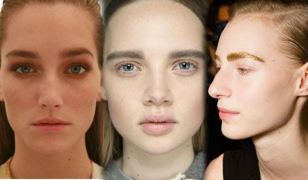 Особенности летнего макияжа 2014 - фото №7