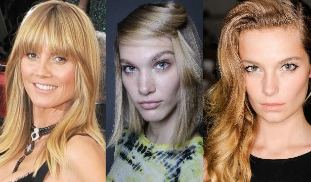 Тренды в окрашивании волос 2014 - фото №5