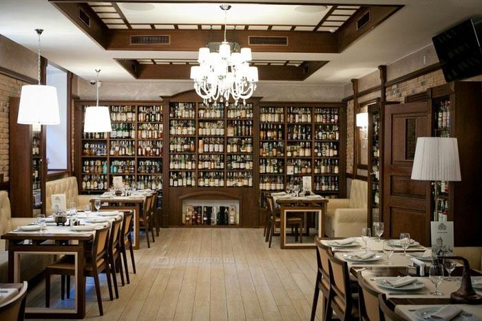 ресторан виски