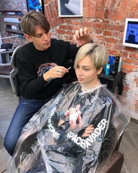 Шокирующий спор: скандальная Самбурская постриглась налысо! (ФОТО) - фото №2