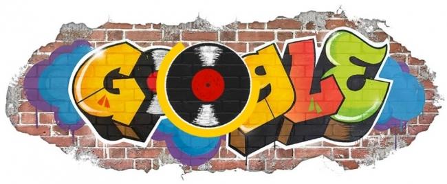 Гугл посвятил дудл хип-хопу