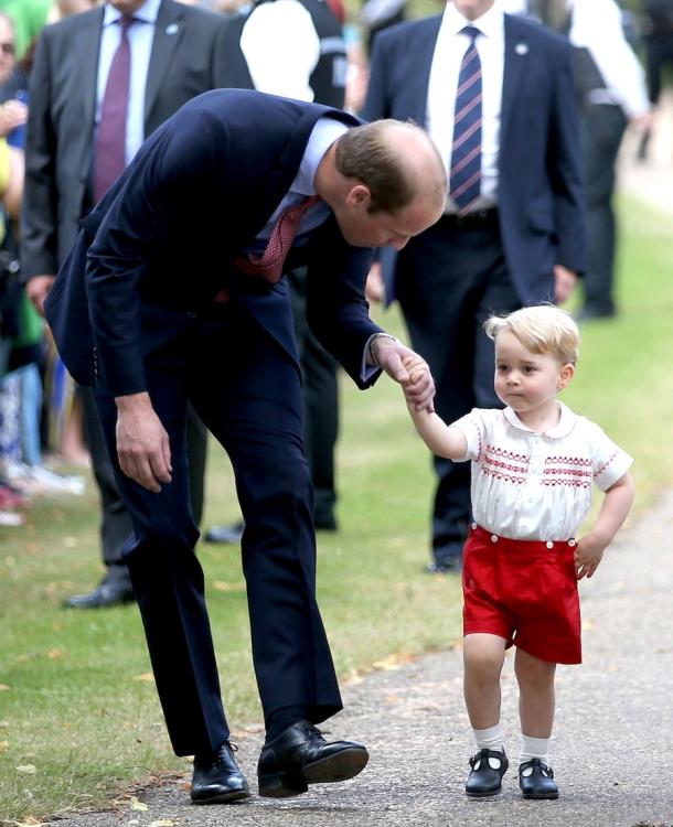 Невеста принца Гарри познакомилась с Кейт Миддлтон и принцессой Шарлоттой - фото №2