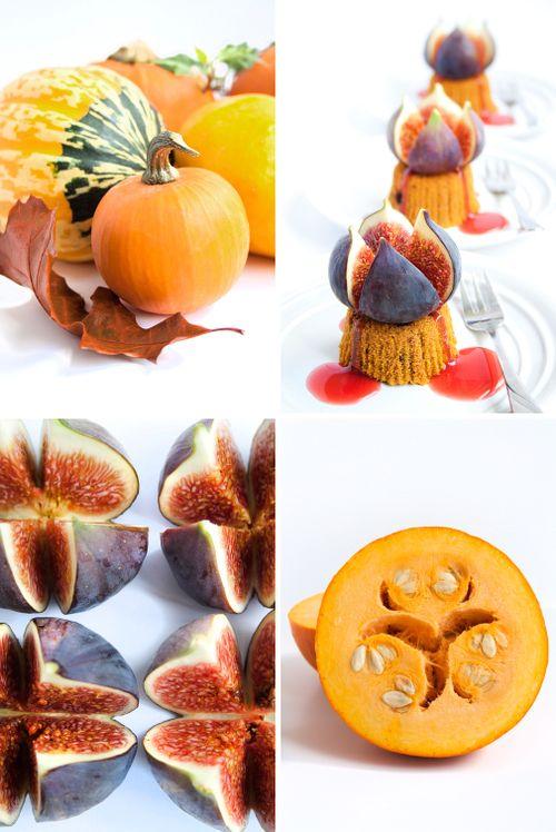 Рецепт дня: тыквенные маффины с инжиром - фото №2