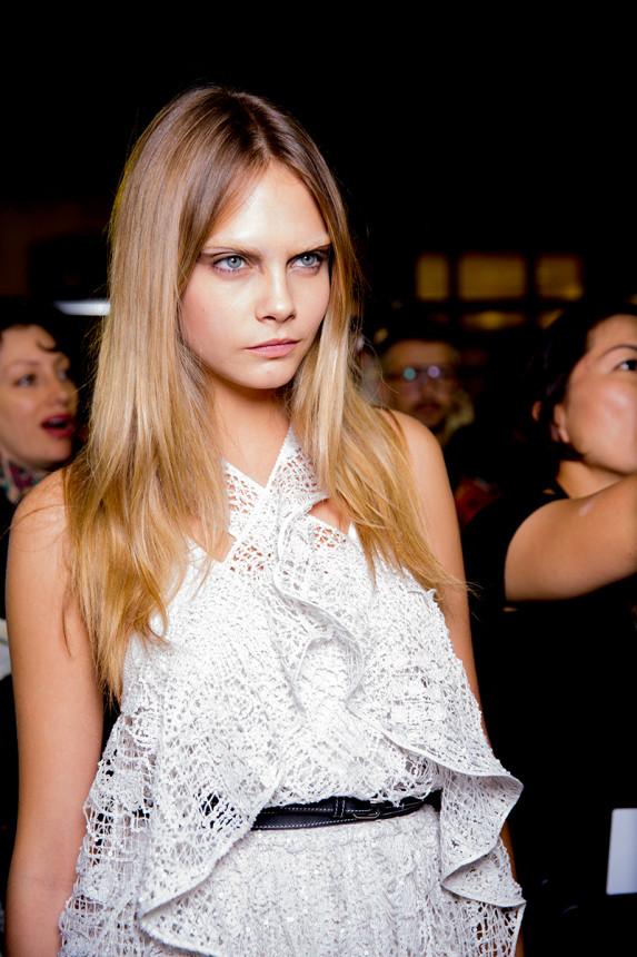 Красота с подиума: показ Givenchy - фото №3