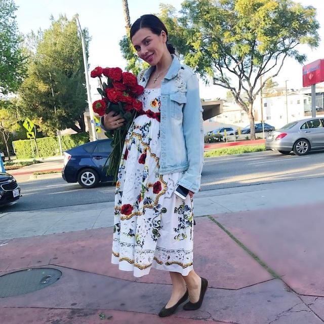 Беременная Анна Седокова показала изменившуюся фигуру в нижнем белье (ФОТО) - фото №3