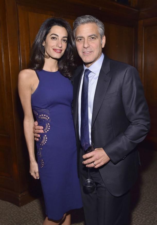 Свершилось: Джордж и Амаль Клуни ждут двойню! - фото №1