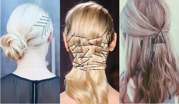 Идеи использования аксессуров для волос - фото №2