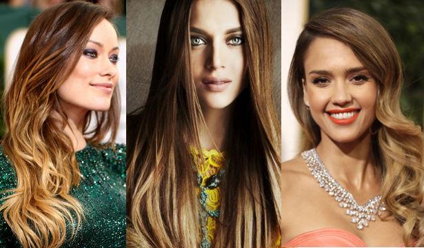 Тренды в окрашивании волос 2014 - фото №6