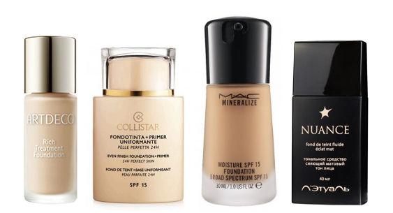 Особенности летнего макияжа 2014 - фото №1