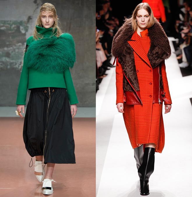 Как носить мех этой зимой: 10 способов - фото №8