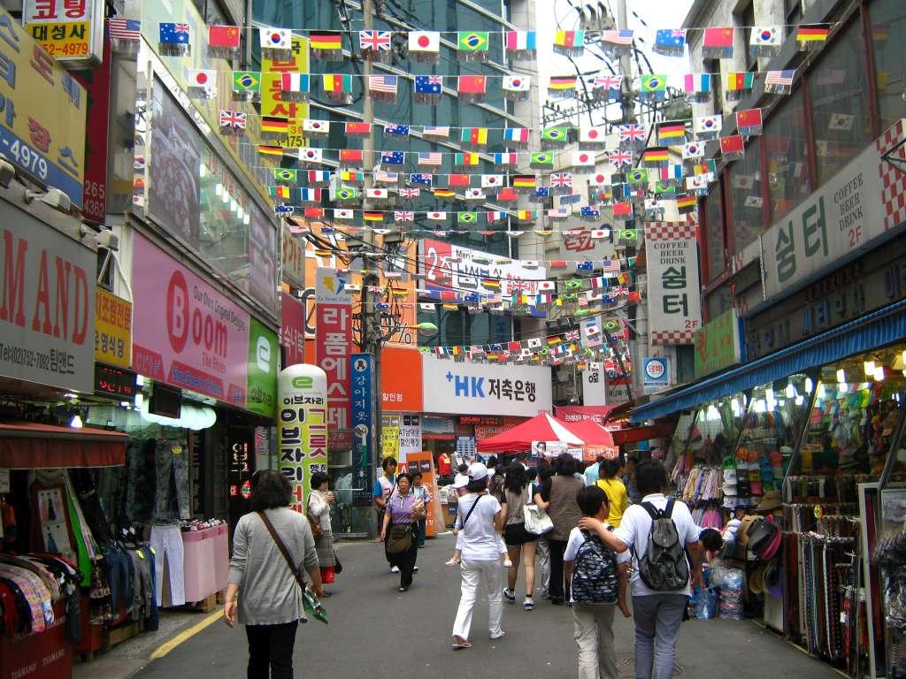 Лучшие города для шопинга - фото №1