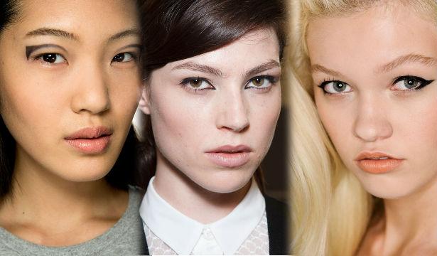 Тенденции в макияже сезона весна-лето 2014 - фото №2