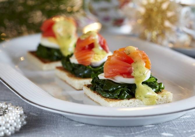 Бутерброды к новогоднему столу: топ 10 вариантов - фото №4