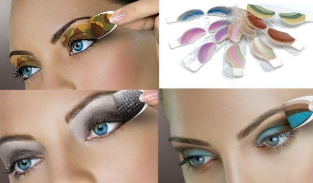 Декоративные наклейки для макияжа: обзор новинок - фото №4
