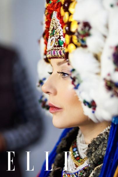 Тина Кароль примерила старинный украинский свадебный наряд (ФОТО) - фото №3