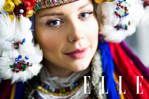 Тина Кароль примерила старинный украинский свадебный наряд (ФОТО) - фото №4