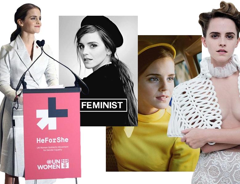 эмма уотсон феминизм фото