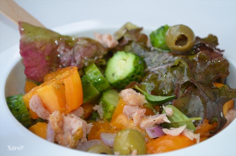 Кулинарная колонка Оли Мончук. Салат в банке - фото №16