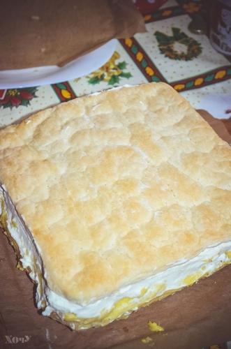 пирожное с заварным кремом проверенный рецепт