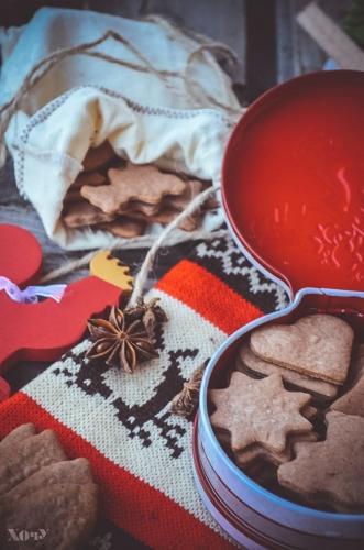 рождественское печенье как приготовить фото