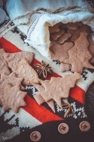 рождественское печенье рецепты приготовления