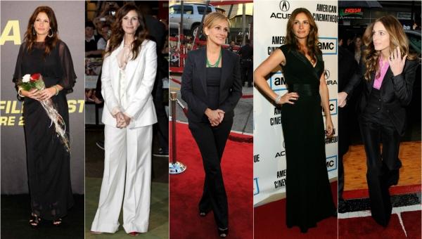Эволюция стиля Джулии Робертс: от пацанки до дамы - фото №12