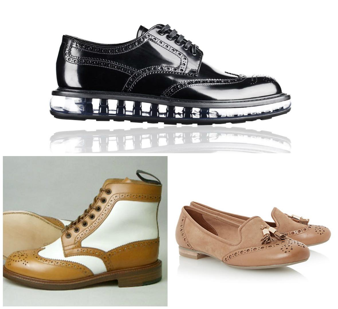 Броги 2015 - как выбрать и носить